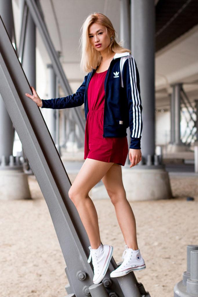 look sportwear femme