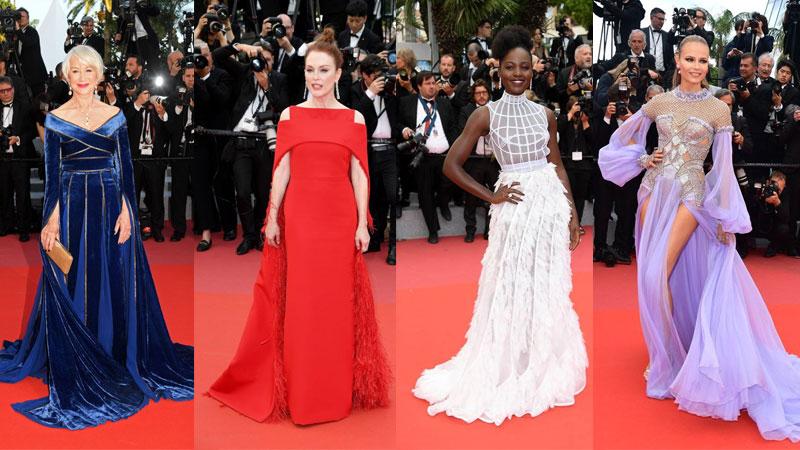 Ces looks du festival de Cannes à copier absolument