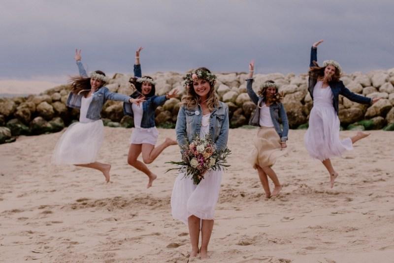 Robes époustouflantes pour un mariage mémorable à la plage