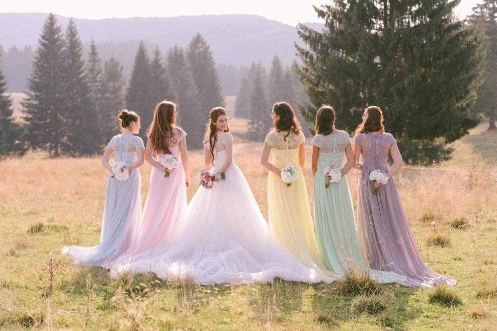 6 conseils pour choisir une robe de demoiselle d'honneur