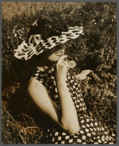 chapeau de Caroline Reboux
